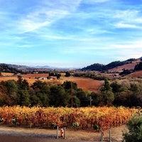 Photo taken at Sbragia Family Vineyards by Russ L. on 11/17/2013