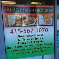 Photo taken at Jai Ho Indian Grocery by Russ L. on 6/10/2017