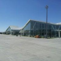 9/7/2013 tarihinde Gökhan G.ziyaretçi tarafından Kars Harakani Havalimanı (KSY)'de çekilen fotoğraf