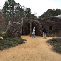 Photo taken at North Carolina Botanical Gardens by Arthur B. on 3/25/2015
