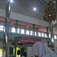 Photo taken at Mesjid mulawarman by Amelia Yunita S. on 7/16/2013