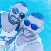 Photo taken at Ünal 4 Gardenya Havuz by '😆Gökhan A. on 8/14/2016