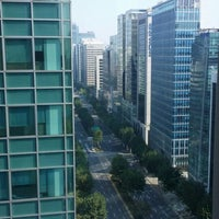 Photo taken at 삼정개발빌딩 by Yoon C. on 10/27/2013