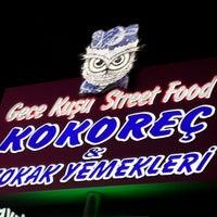 Photo taken at Gece Kuşu Street Food by Kale on 9/1/2014
