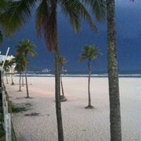 Photo taken at Surf Spot Canto do Maluf by Jose c. A. on 1/15/2014