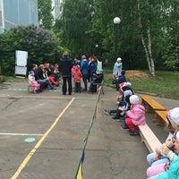 Photo taken at Детский сад Теремок🎠🚀️ by Natalya A. on 5/18/2016