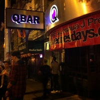 Photo taken at QBar by Nick on 10/17/2013
