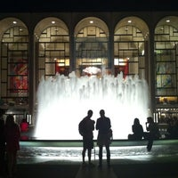 10/20/2012にPeter C.がLincoln Center for the Performing Artsで撮った写真
