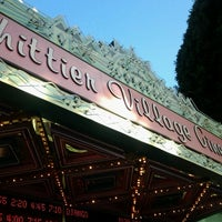 Photo taken at Whittier Village Cinemas by Chris V. on 12/26/2012
