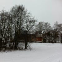 Photo taken at Водокачка by Elena V. on 1/31/2015