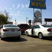 Photo taken at Olympic Car Wash by Corrine M. on 8/3/2013