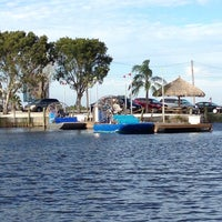 Photo taken at Everglades Private Airboat Tours by Melissa E. on 1/5/2014