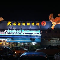 Photo taken at Rock Road Seafood Restaurant (大石路海鮮酒樓) by Steven G. on 1/28/2013