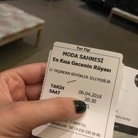 รูปภาพถ่ายที่ Moda Sahnesi โดย peyruzersoy เมื่อ 4/6/2018