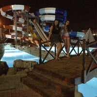 Photo taken at Kahya Resort Aqua&Spa by Burçin U. on 7/23/2013