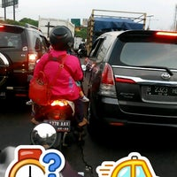 Photo taken at Gerbang Tol Cileunyi by Dinar K. on 7/8/2017
