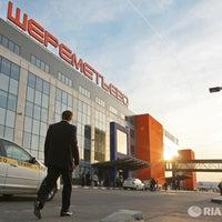 Photo taken at Sheremetyevo International Airport (SVO) by Россия сегодня on 7/18/2013