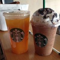Photo taken at Starbucks by Саша К. on 7/15/2013