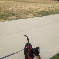 Photo taken at Foothills Community Dog Park by Emily J. on 7/27/2013