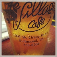 Photo taken at The Village Cafe by Frederick D. on 7/8/2013