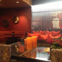 Photo taken at ANQI By Crustacean Gourmet Bistro & Noodle Bar by Beth on 11/8/2012