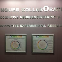 Photo taken at Conquer CollabOrative - Drexel University by Atahan A. on 11/7/2013