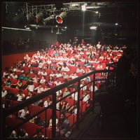 Photo taken at Teatro Folha by Vinicius S. on 10/9/2013