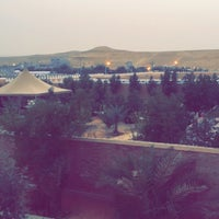 Photo taken at Al Amariyah by areej✨ on 2/13/2015
