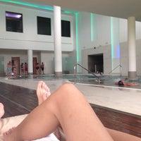 Foto tomada en Hotel Spa Zen Balagares por mavy c. el 6/7/2014