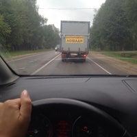 Photo taken at ГИБДД Волоколамского района МО by Natali N. on 8/25/2014