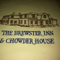 Photo taken at The Brewster Inn & Chowder House by Cathryn on 9/16/2012