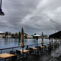 Photo taken at Waterfront Pizza by Faris O. on 9/21/2013