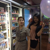 Photo taken at Total Gas Station by Ena O. on 6/18/2015