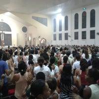 Photo taken at Paróquia São Thomaz de Cantuária by Willian P. on 9/5/2013
