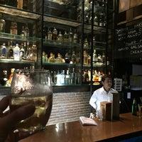 Photo taken at Wolffs Restaurant & Jazz Bar by Miyuki I. on 9/13/2016