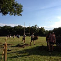 Photo taken at Austin Rugby at Burr Field by gabby b. on 7/19/2013