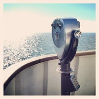 Photo taken at on the ferry by Sergey G. on 10/21/2012