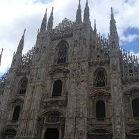 Foto scattata a Duomo di Milano da Julia P. il 7/29/2013