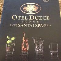 Photo taken at Boutique Hotel Duzce Surur by AYŞEGÜL A. on 12/5/2014