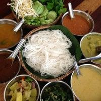 Photo taken at Nern Khum Thong Restuarant by A Mic on 9/1/2013