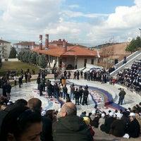 3/17/2014 tarihinde ozge k.ziyaretçi tarafından Çağdaş Seramik Parkı ve Açık Hava Müzesi'de çekilen fotoğraf