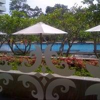 Photo taken at Royal Ambarrukmo Yogyakarta by Dery E. on 7/22/2013