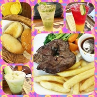 Photo taken at Stevan Meat Shop Kitchen & Grill by Shienen S. on 7/17/2014