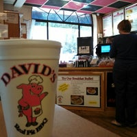 Photo taken at David's Real Pit BBQ by Diego A. on 9/8/2013