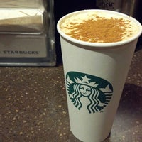 Photo taken at Starbucks by Diego A. on 10/14/2012