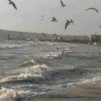 Photo taken at Batıköy Sahil by K&K on 5/13/2017