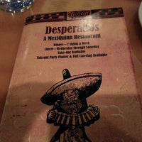 Photo taken at Desperados by Corby F. on 2/17/2013