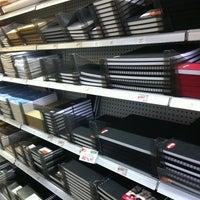 Photo taken at Utrecht Art Supplies by Steven W. on 11/13/2012