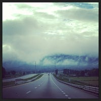 Photo taken at Autopista Arco Norte (Caseta Atitalaquia) by Guillermo L. on 6/22/2013
