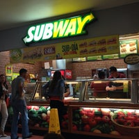 Photo taken at Subway by Carlos A. on 10/24/2013